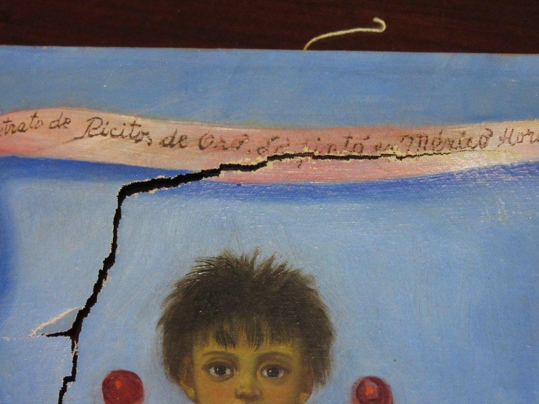 Horacio Renteria Rocha, Goldilocks - 8