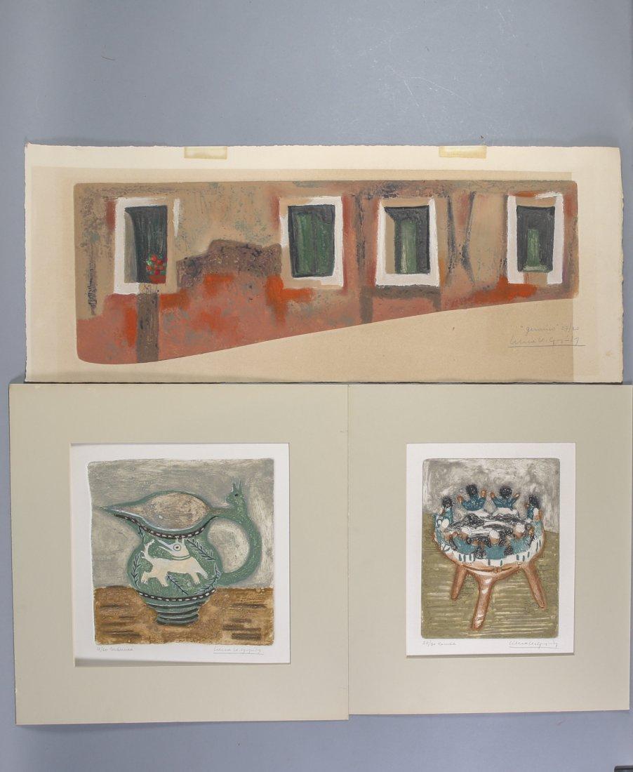Artist signed Latin American Art Prints