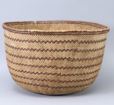 Large Antique Native American Basket California?