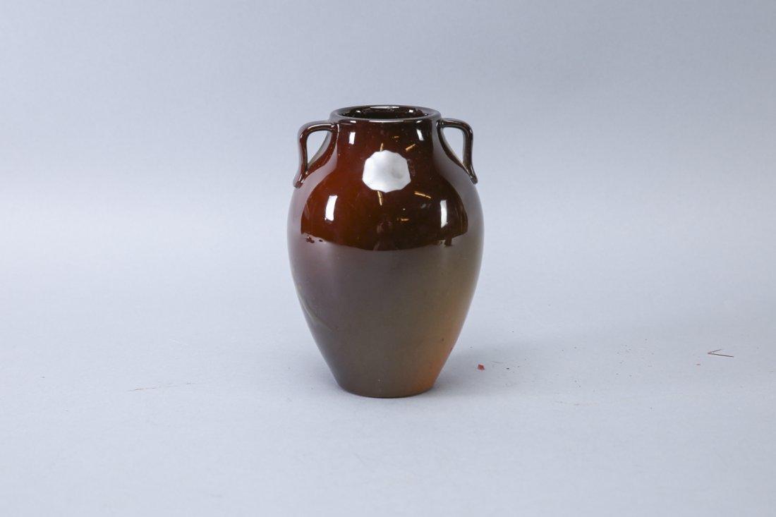 1900 Rookwood Adeliza Drake Sehon Signed Vase, Hand Pai - 3
