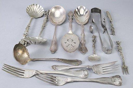 Vintage Silver plated Flatware