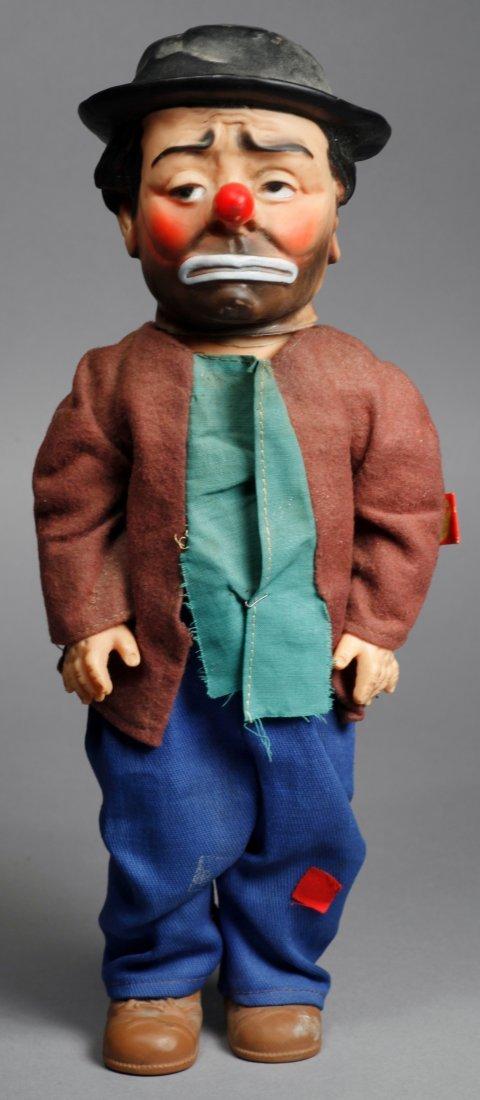 Baby Barry Toy Emmett Kelly