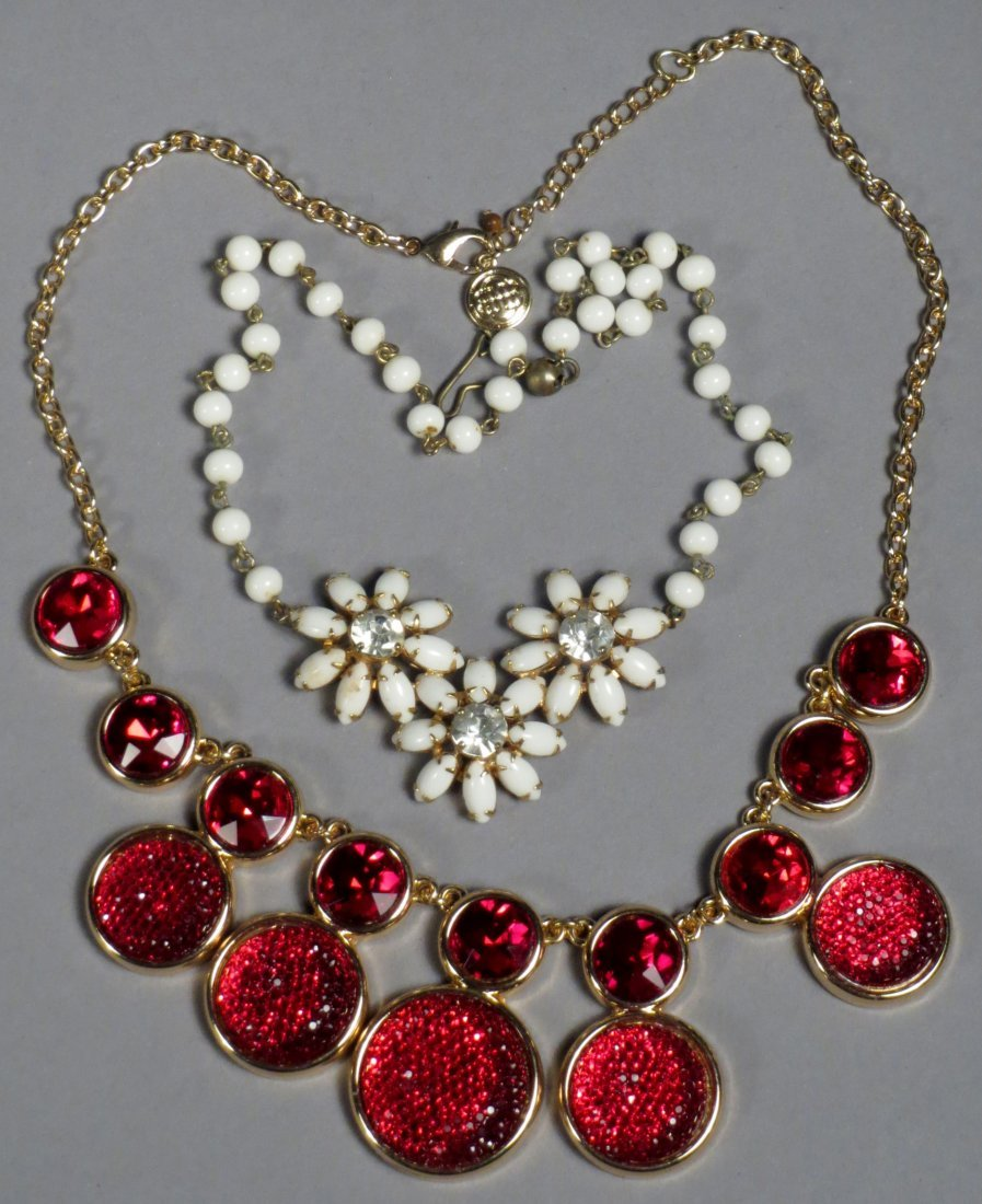 Mixed lot of costume jewelry - 3