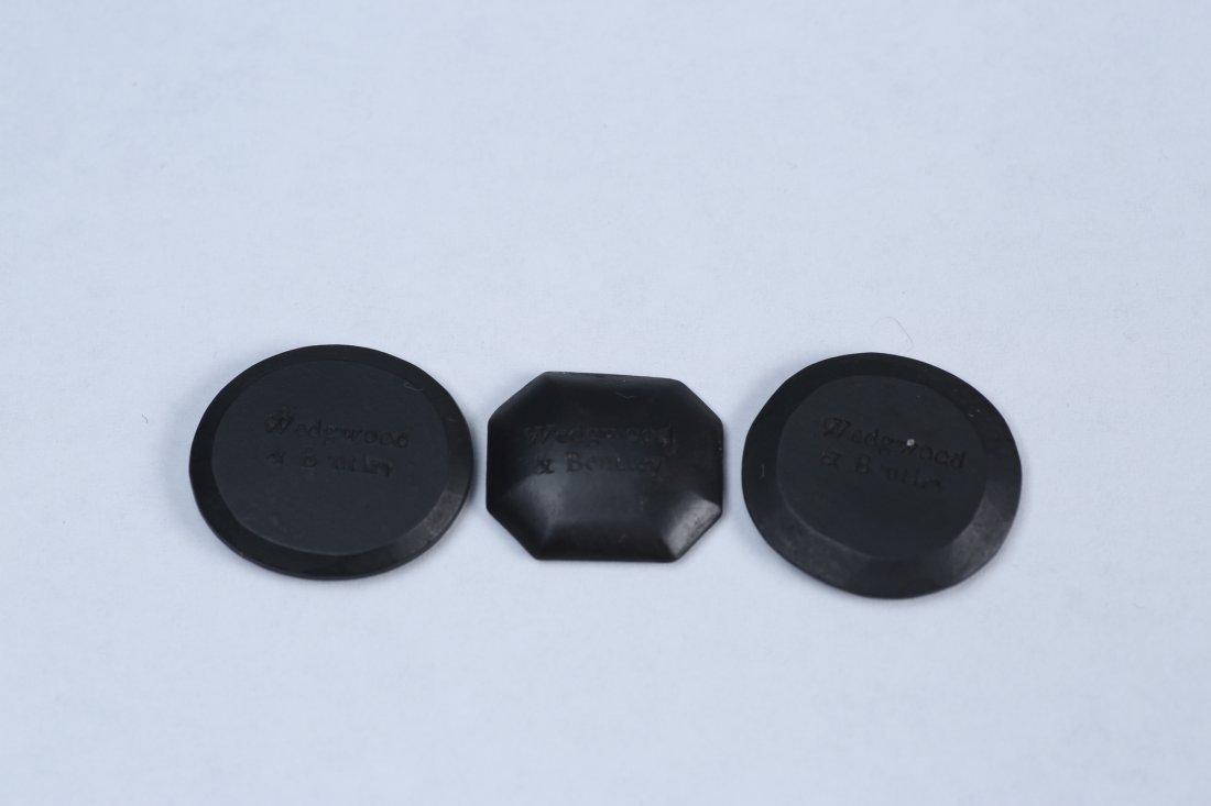 c1770 Wedgwood & Bentley Black Basalt Ciphers - 3