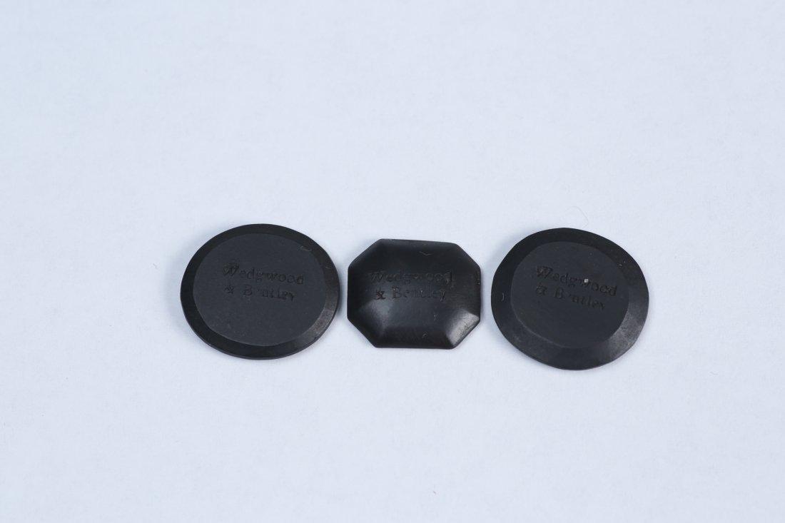 c1770 Wedgwood & Bentley Black Basalt Ciphers - 4