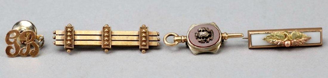 Misc. Vintage Bar Pin Lot