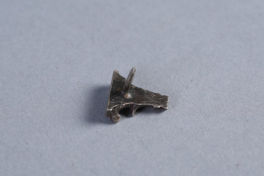 Misc Lot Vintage 14K & Sterling Tie Tacks - 3
