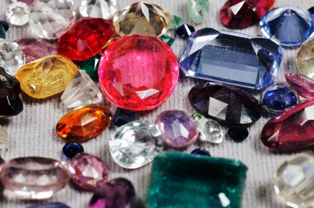 Lot of Syn. Gemstones - 3