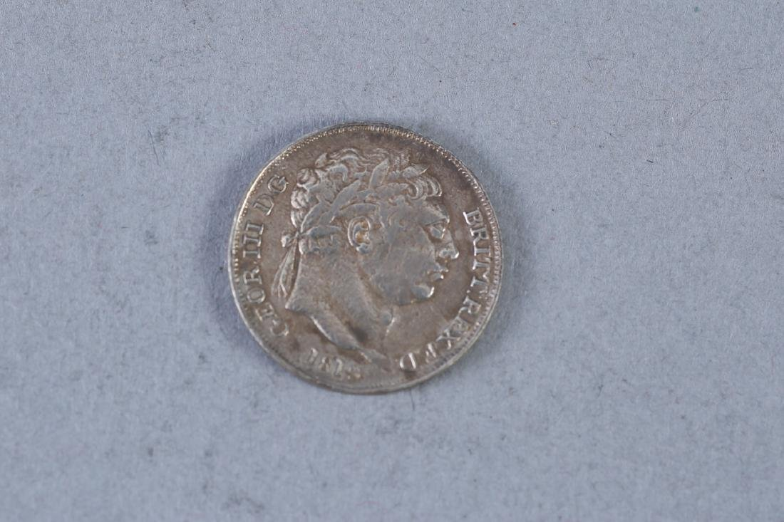 1819 George lll Coin,