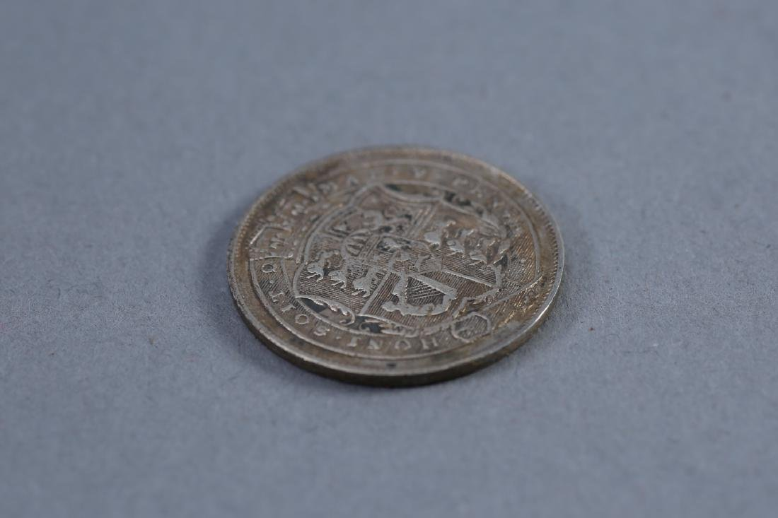 1819 George lll Coin, - 2