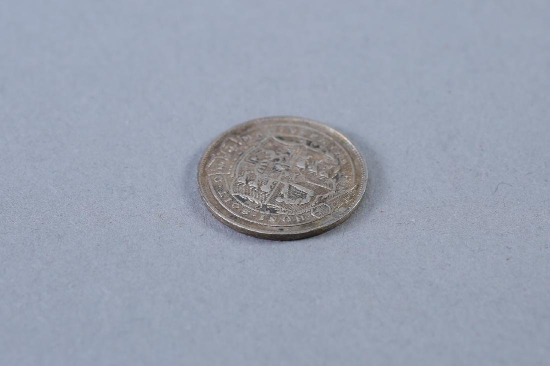 1819 George lll Coin, - 3