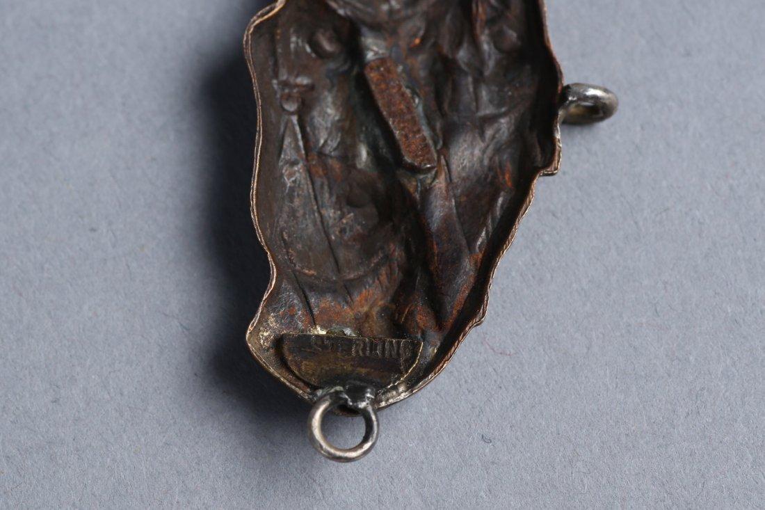Misc Vintage/Antique Animal Medallions Menuki? - 5
