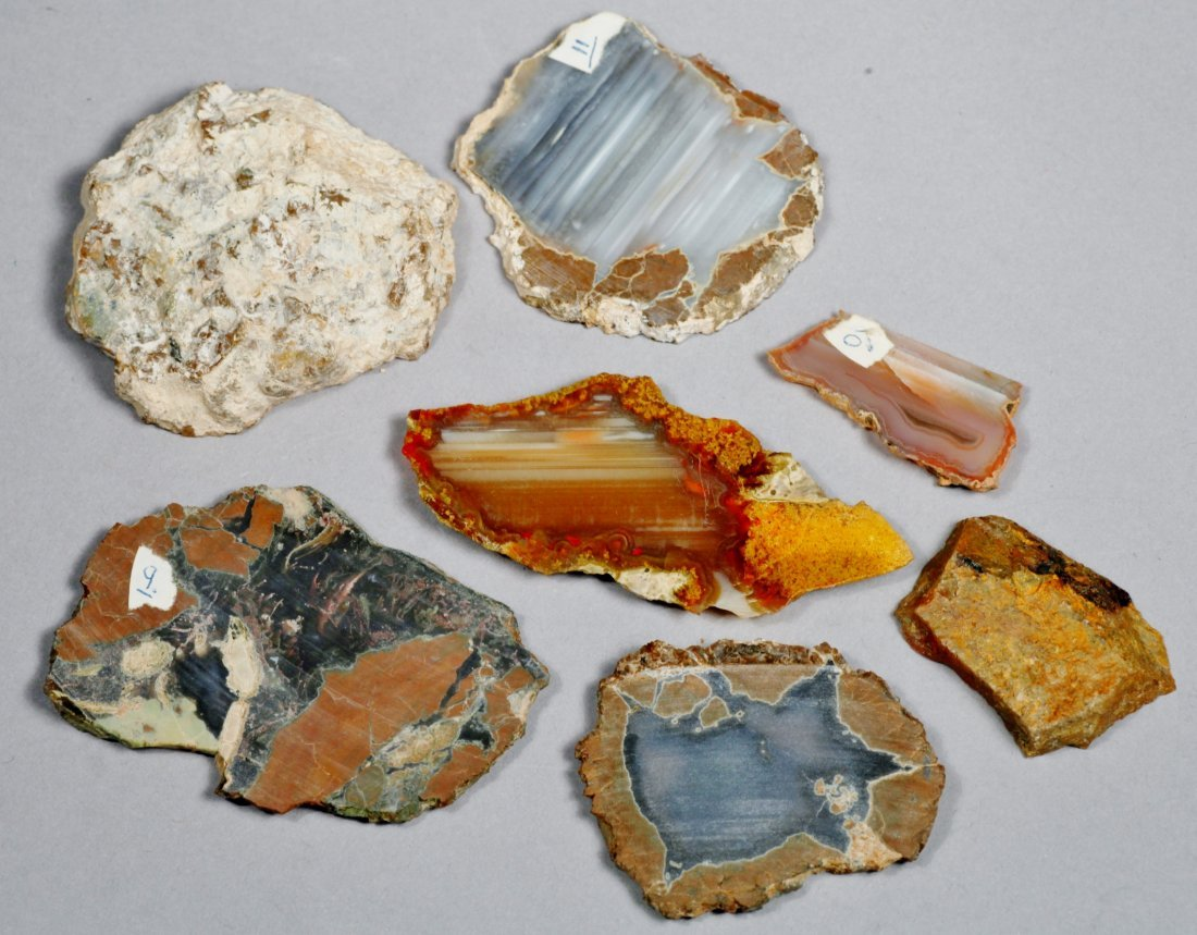 Slices of Geodes - 2