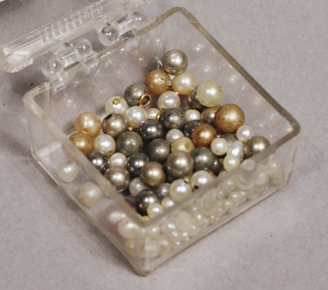 Large Lot of Vintage Cultured Pearls - 5