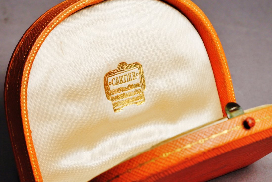 Antique Cartier Box - 7
