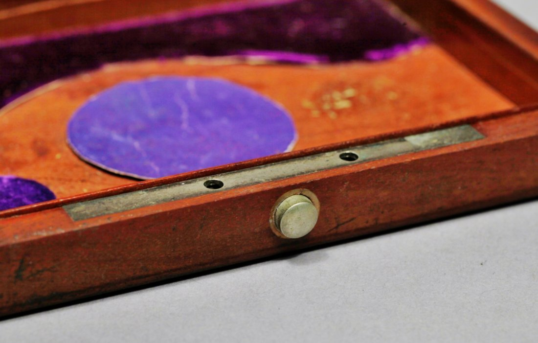 Antique Federal Jewelry Box - 3
