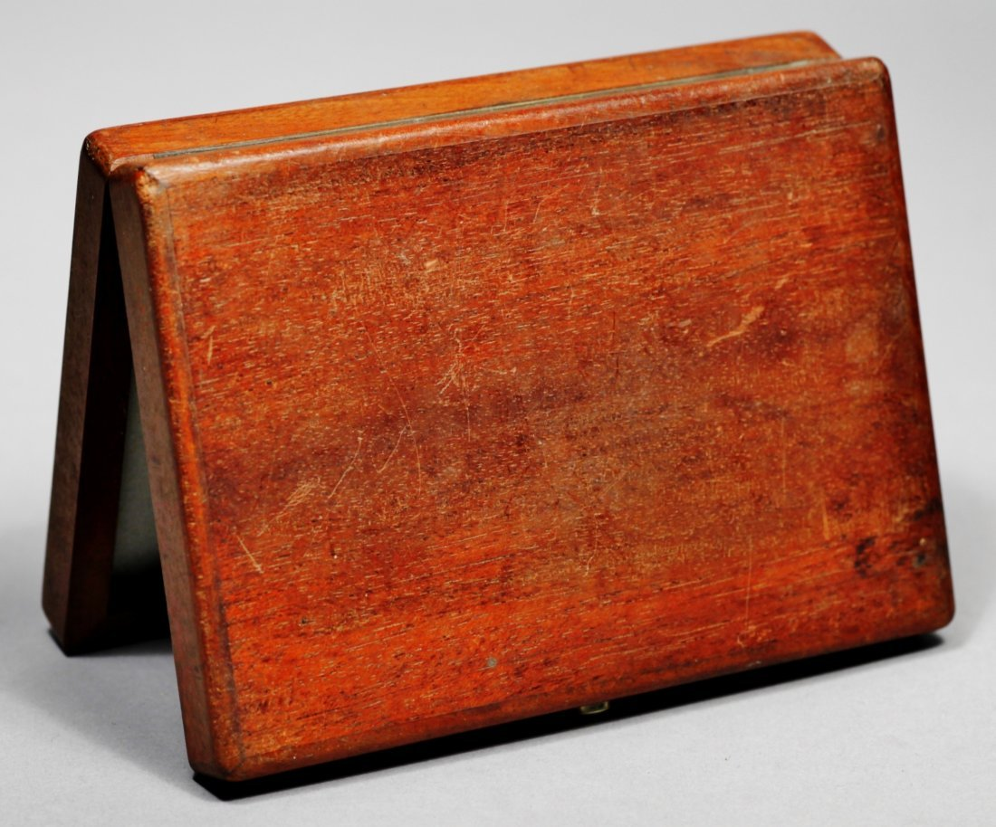 Antique Federal Jewelry Box - 8