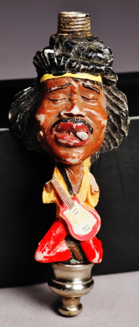 Vintage Jimmy Hendrix Pipe Handle