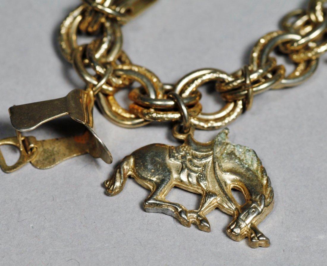 Vintage Western Costume Jewelry Lot - 3