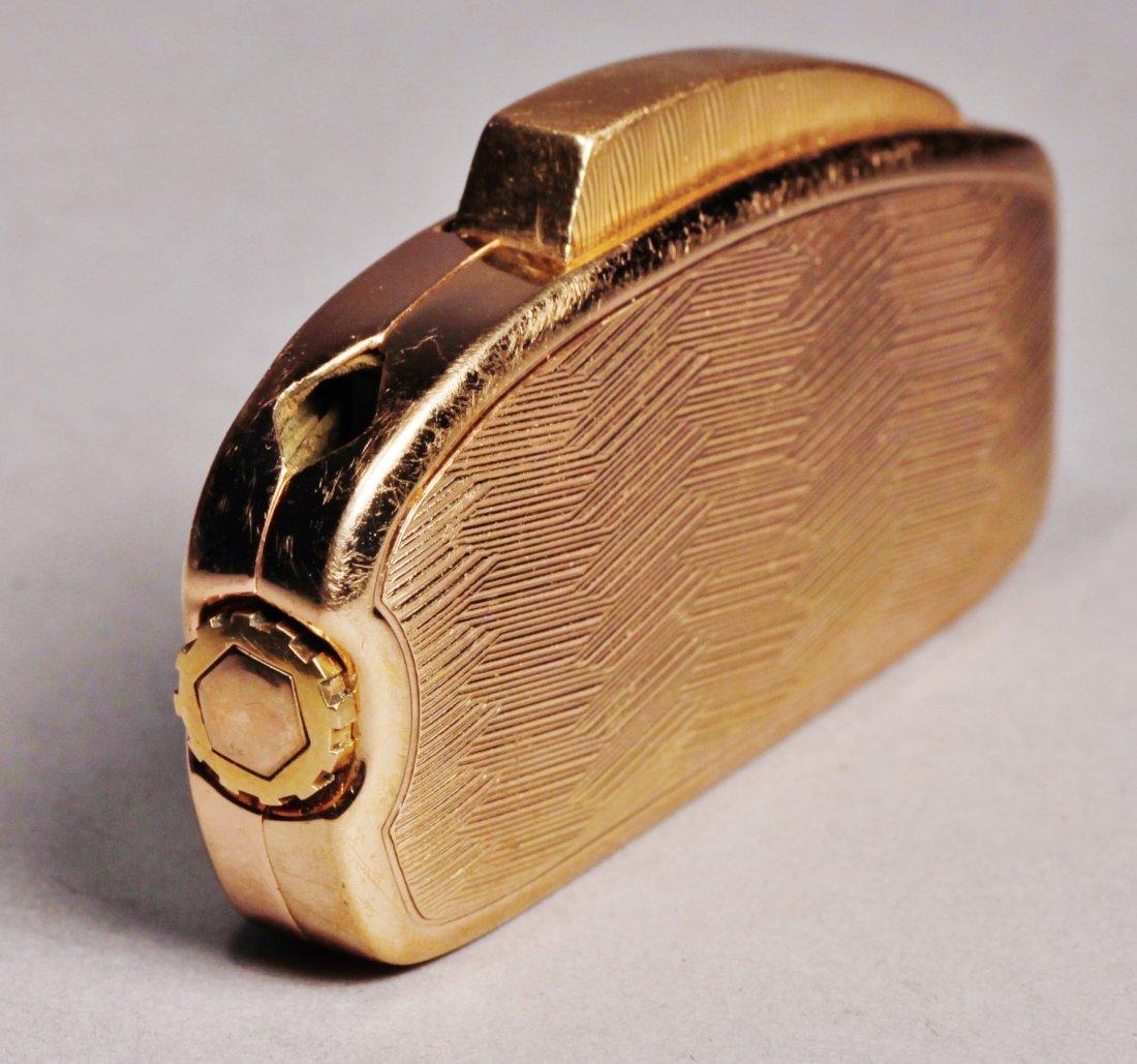 Vintage Rose Gold Lighter/Mini Pocket Knife - 5