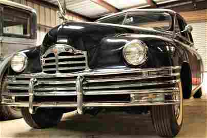1949 Packard Super Deluxe Eight LWB Limousine 2270-9