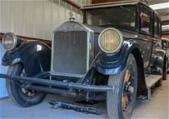 1927 Pierce Arrow 4 Door Sedan