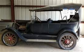 1917 Studebaker Phaeton