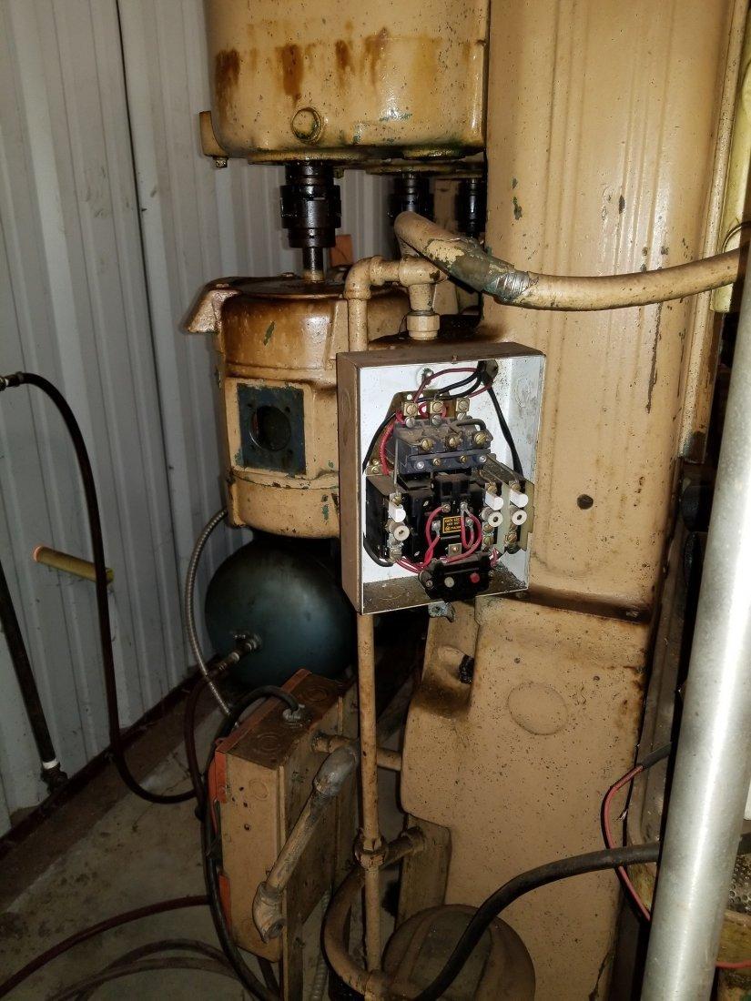 Vintage Fosdick 5 Head Hydraulic Drill Press - 4
