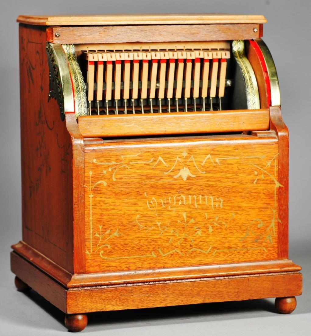 1881 Musical Marvel The Organina