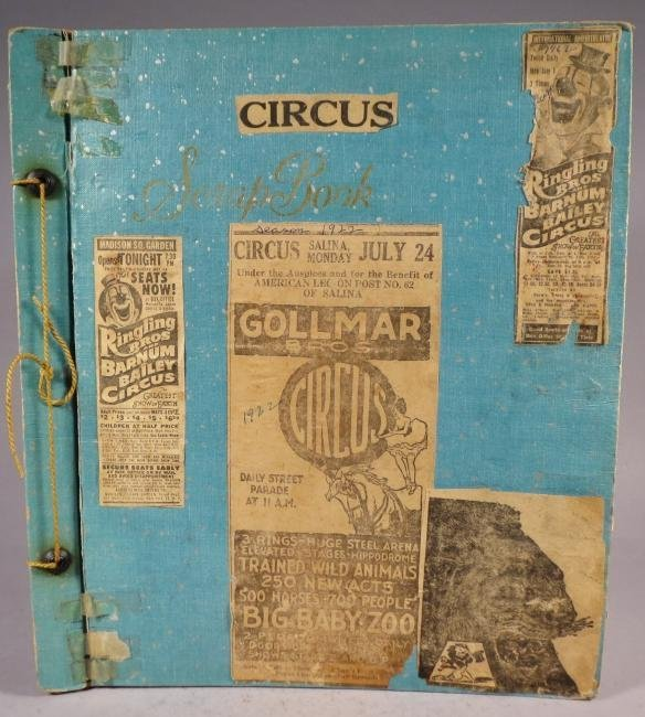 Hippodrome! Circus Scrapbook, Buffalo Bill's Wild West