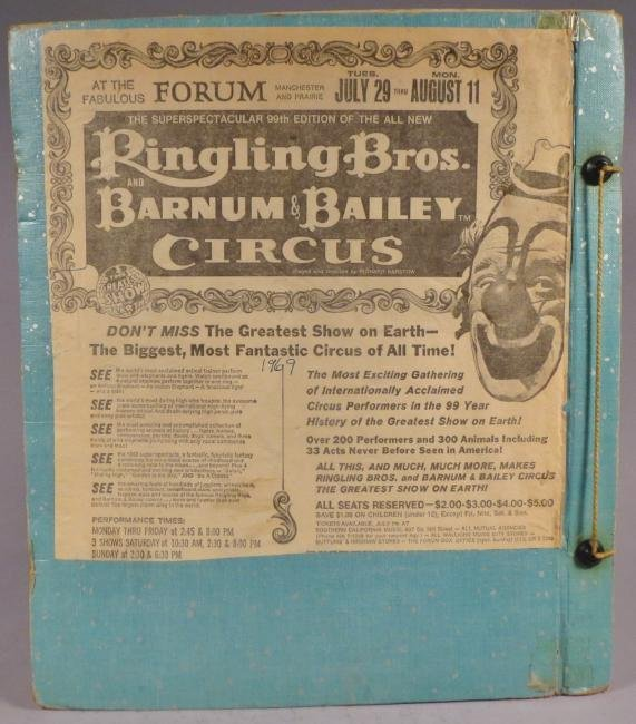 Hippodrome! Circus Scrapbook, Buffalo Bill's Wild West - 2