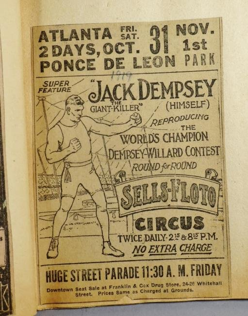 Hippodrome! Circus Scrapbook, Buffalo Bill's Wild West - 4