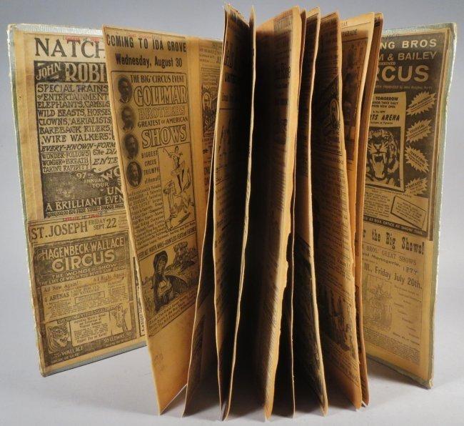 Vast Array of Freaks! Scrapbook, Sells & Downs Buffalo - 9