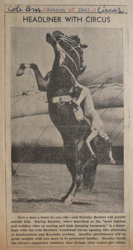 United Monster Shows! Circus Scrapbook Sells Bros +1872 - 3