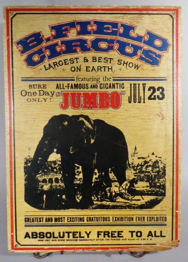 B. Field Circus Board w/ Jumbo