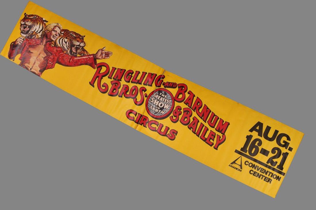 LARGE Ringling Brothers & Barnum & Bailey Circus ANA