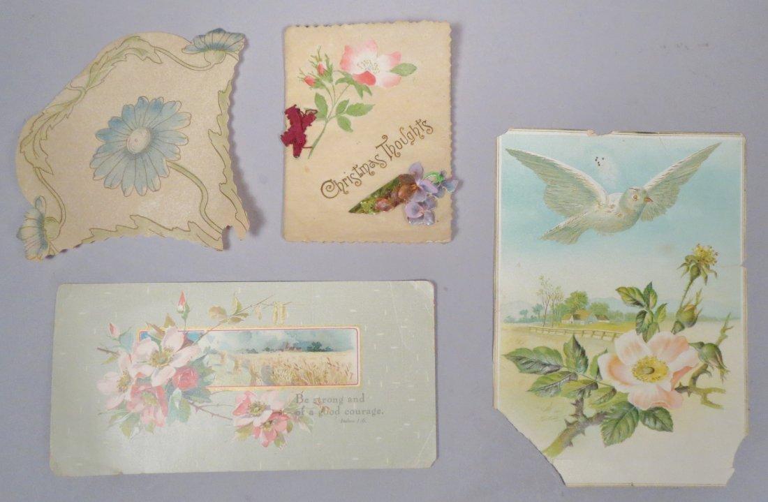 14 Piece Vintage/Antique card lot - 3