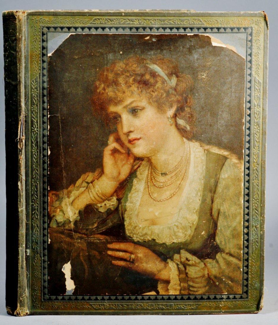 Victorian Scrap Book Advertising 1880 - 2