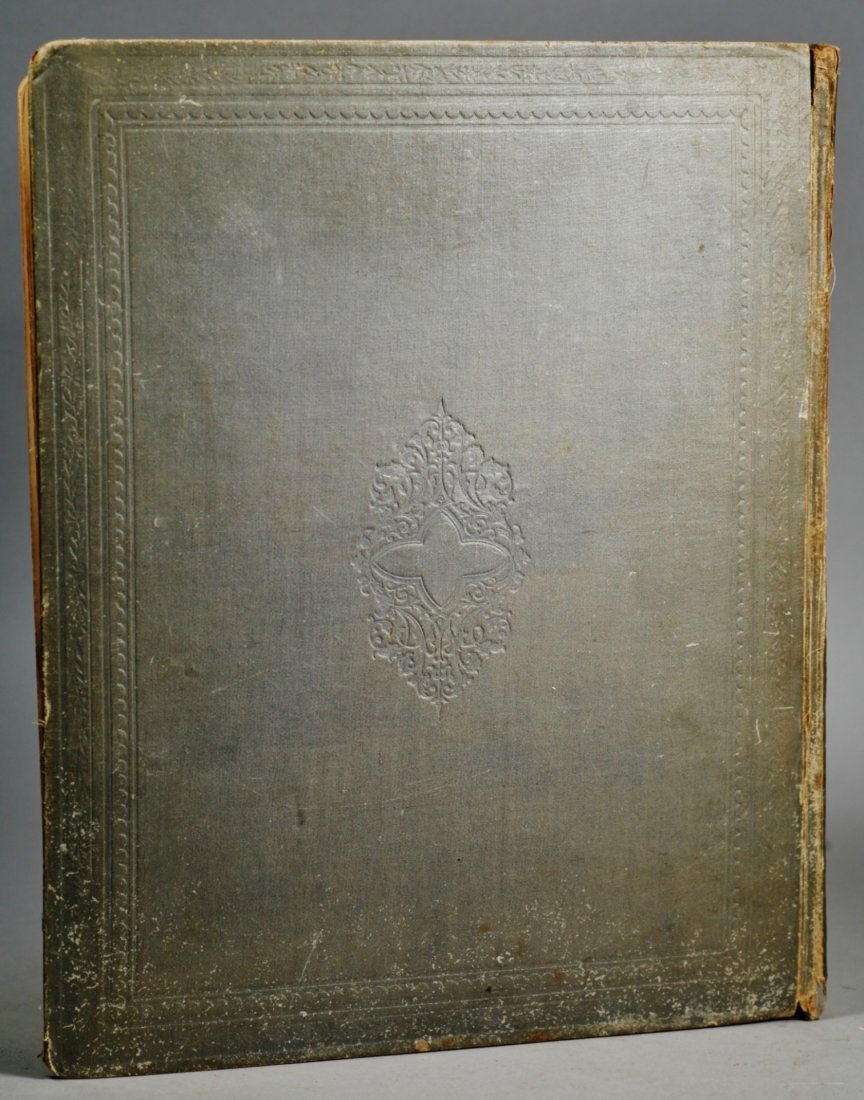 Victorian Scrap Book Advertising 1880 - 4