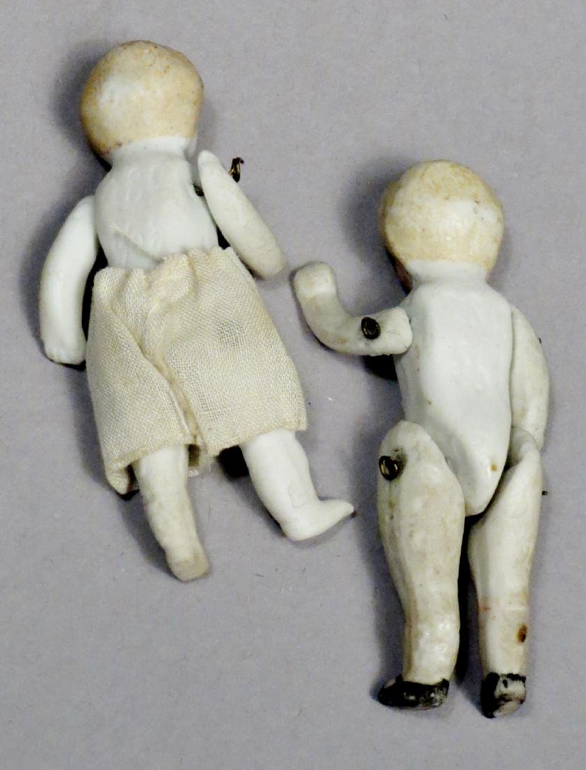 Antique Bisque Doll Lot, Nodders and More - 7