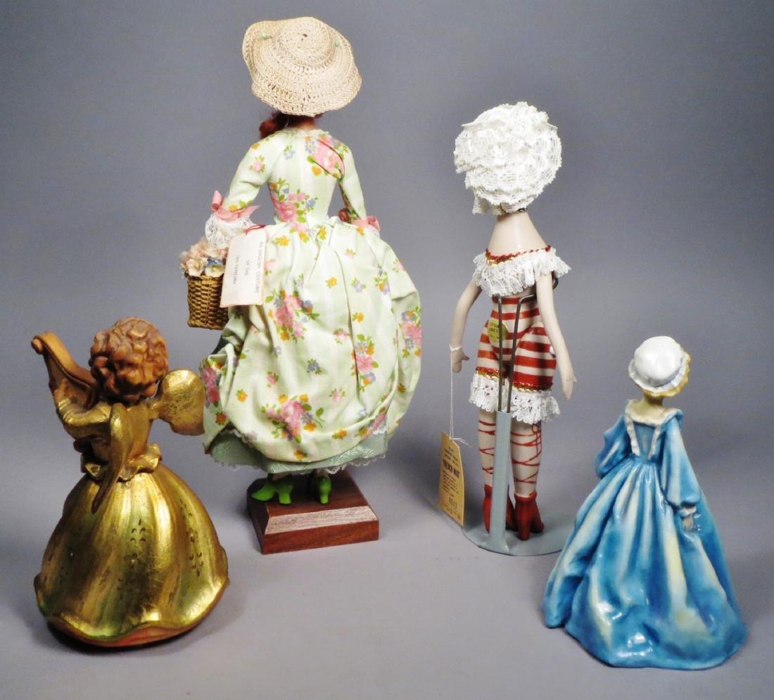Mix Doll, Figurine Lot - 2