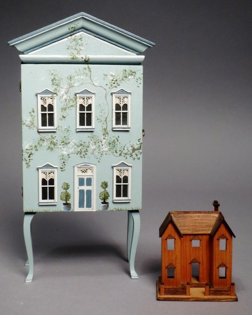 Vintage Miniature Houses, Dollhouse Lilliput & Kuprick