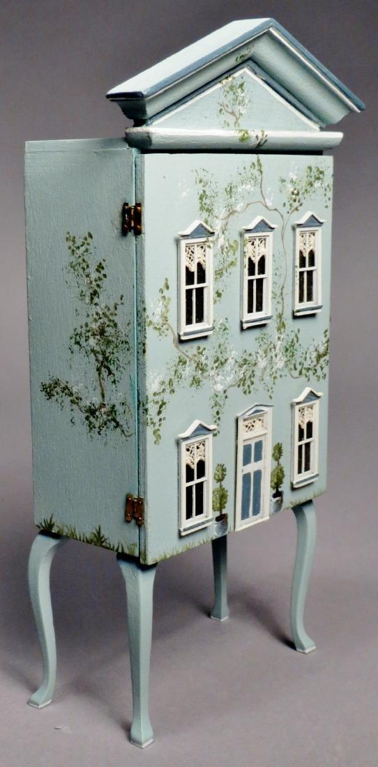 Vintage Miniature Houses, Dollhouse Lilliput & Kuprick - 3
