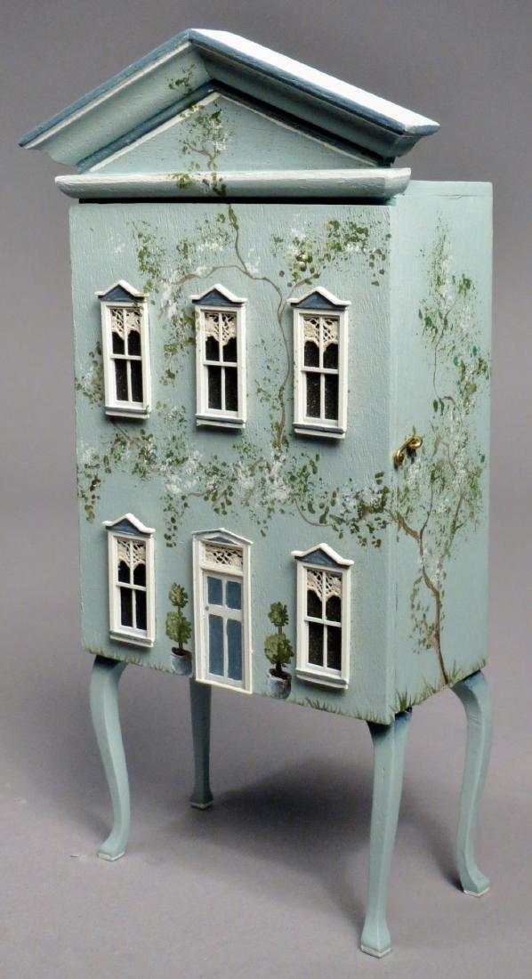 Vintage Miniature Houses, Dollhouse Lilliput & Kuprick - 4