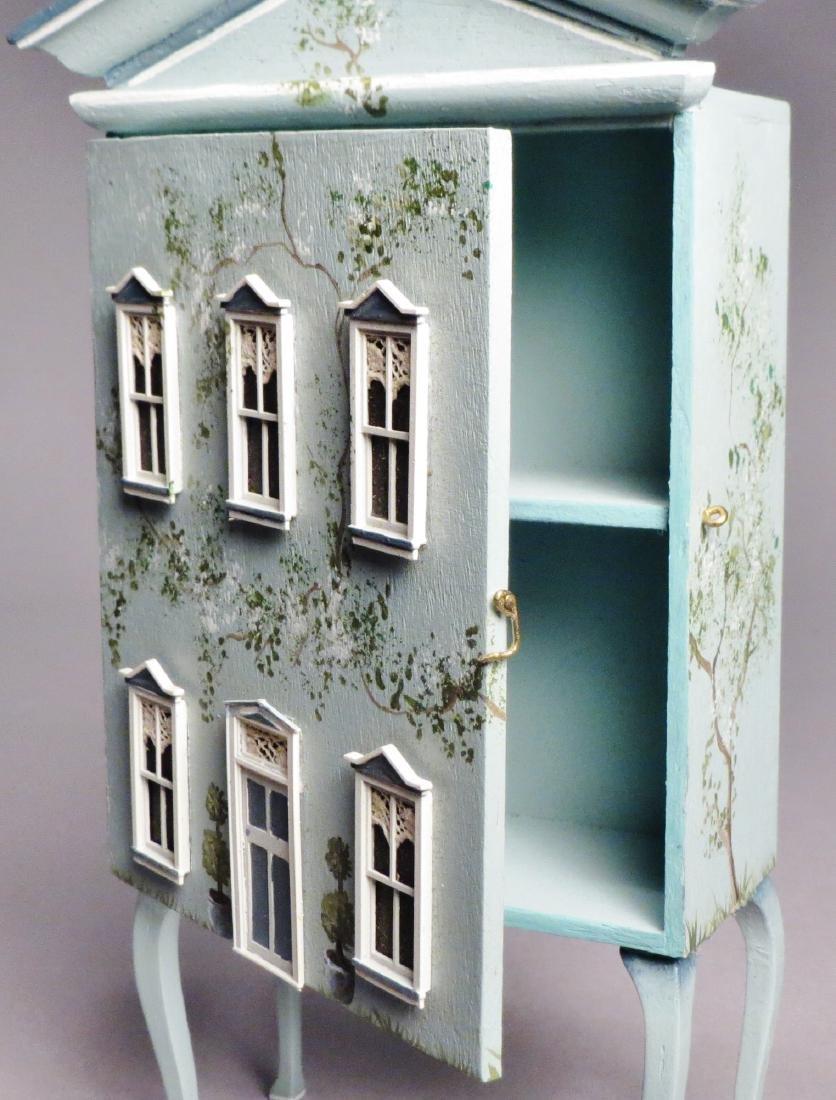 Vintage Miniature Houses, Dollhouse Lilliput & Kuprick - 5