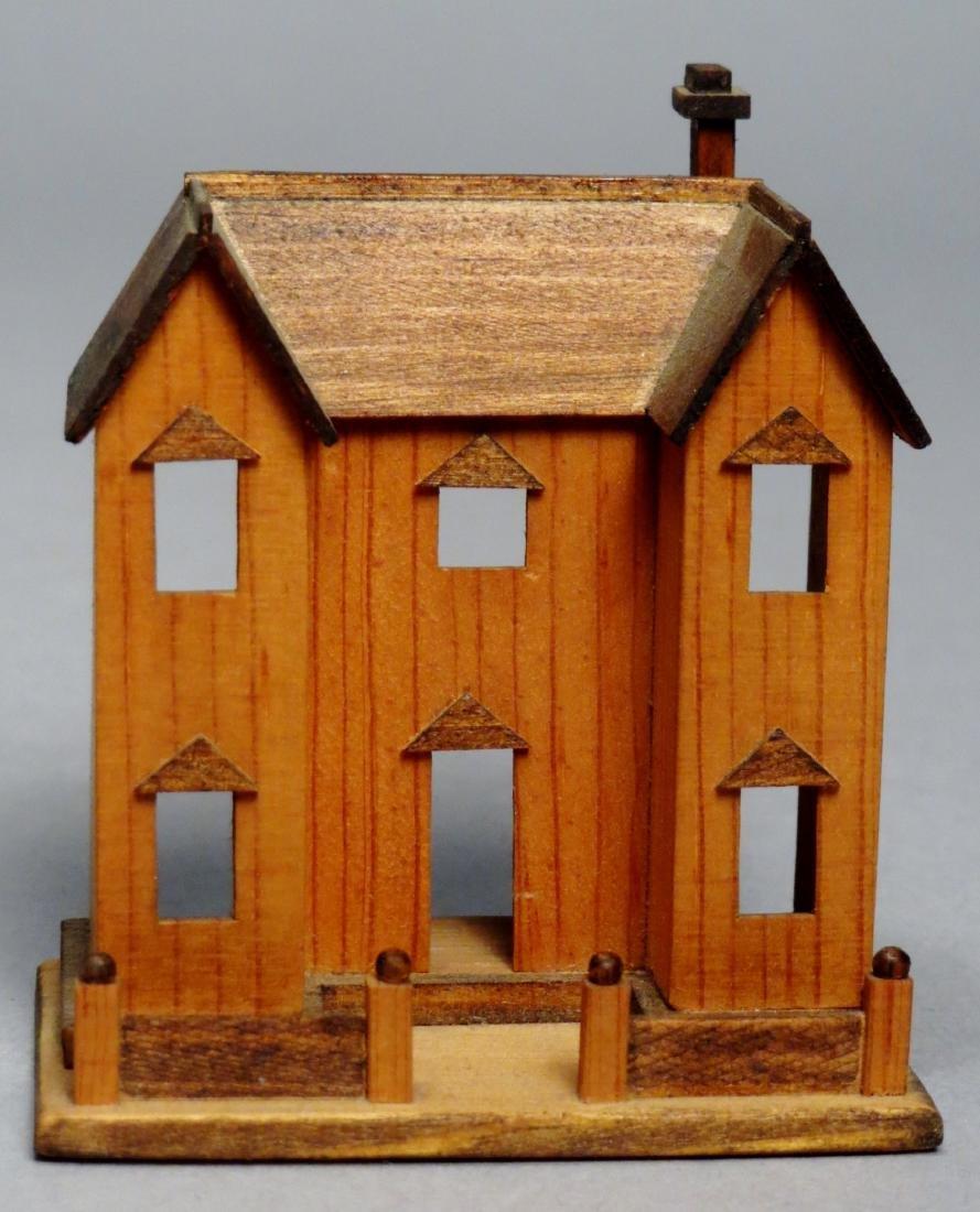 Vintage Miniature Houses, Dollhouse Lilliput & Kuprick - 7
