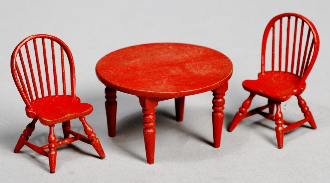 Ralph Partelow & Oldham Studio Dollhouse Furniture - 5