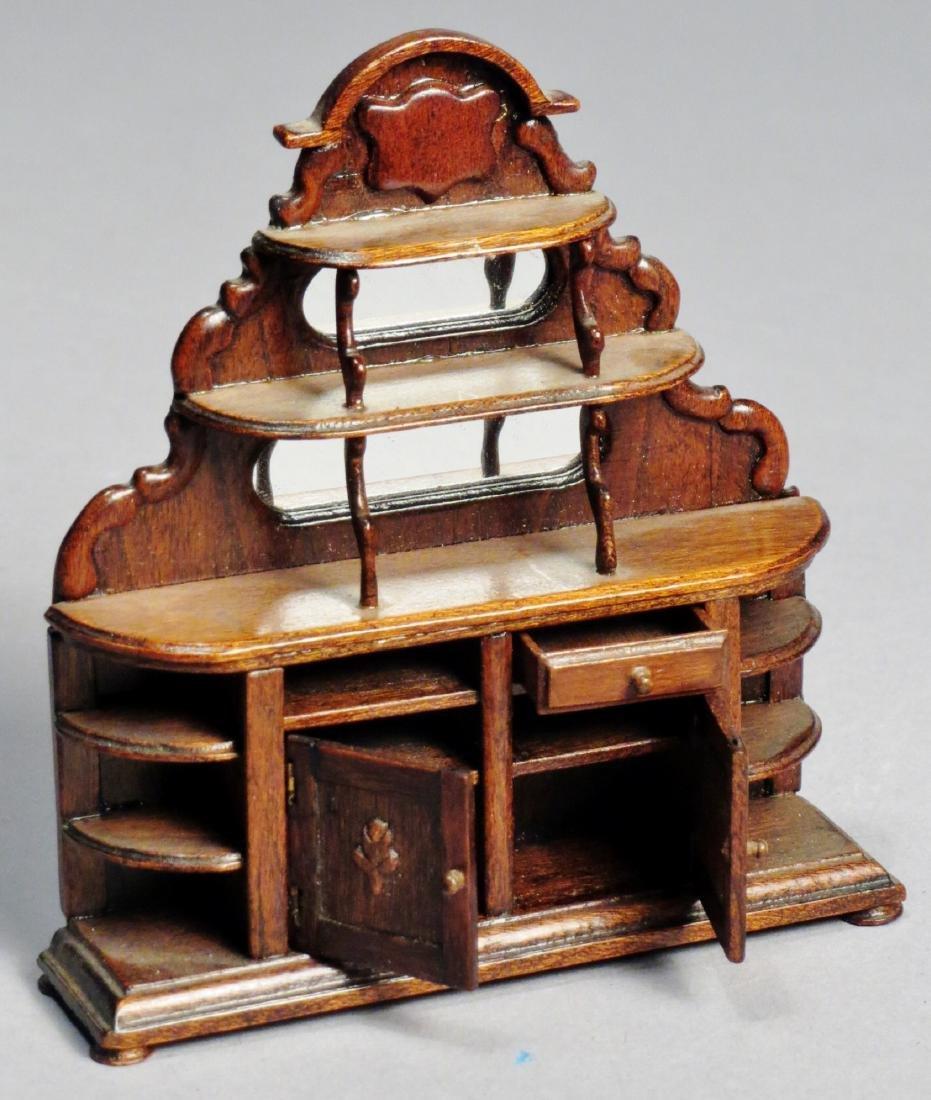 Vintage Victorian Style Dollhouse Furniture - 5