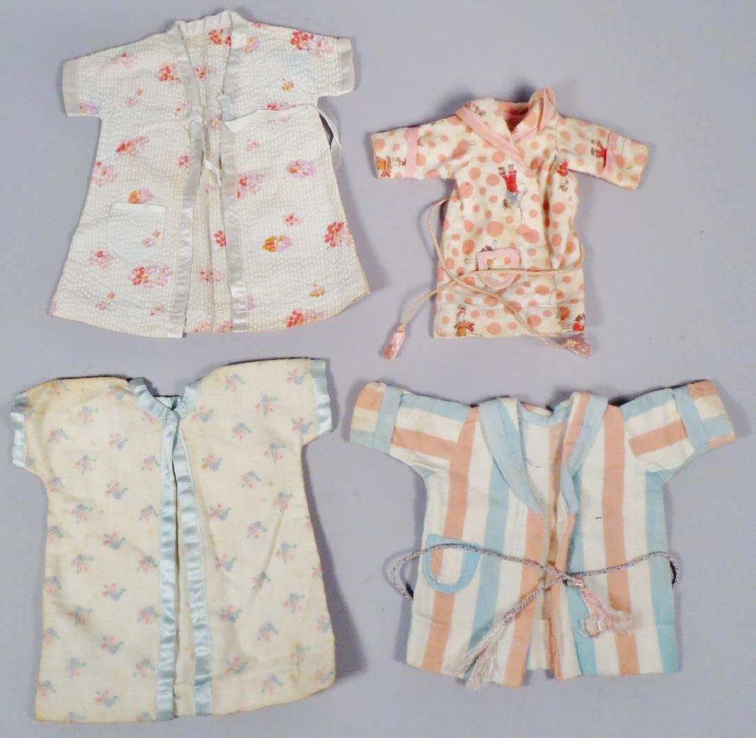 Vintage Lot/Doll Clothes, Robes