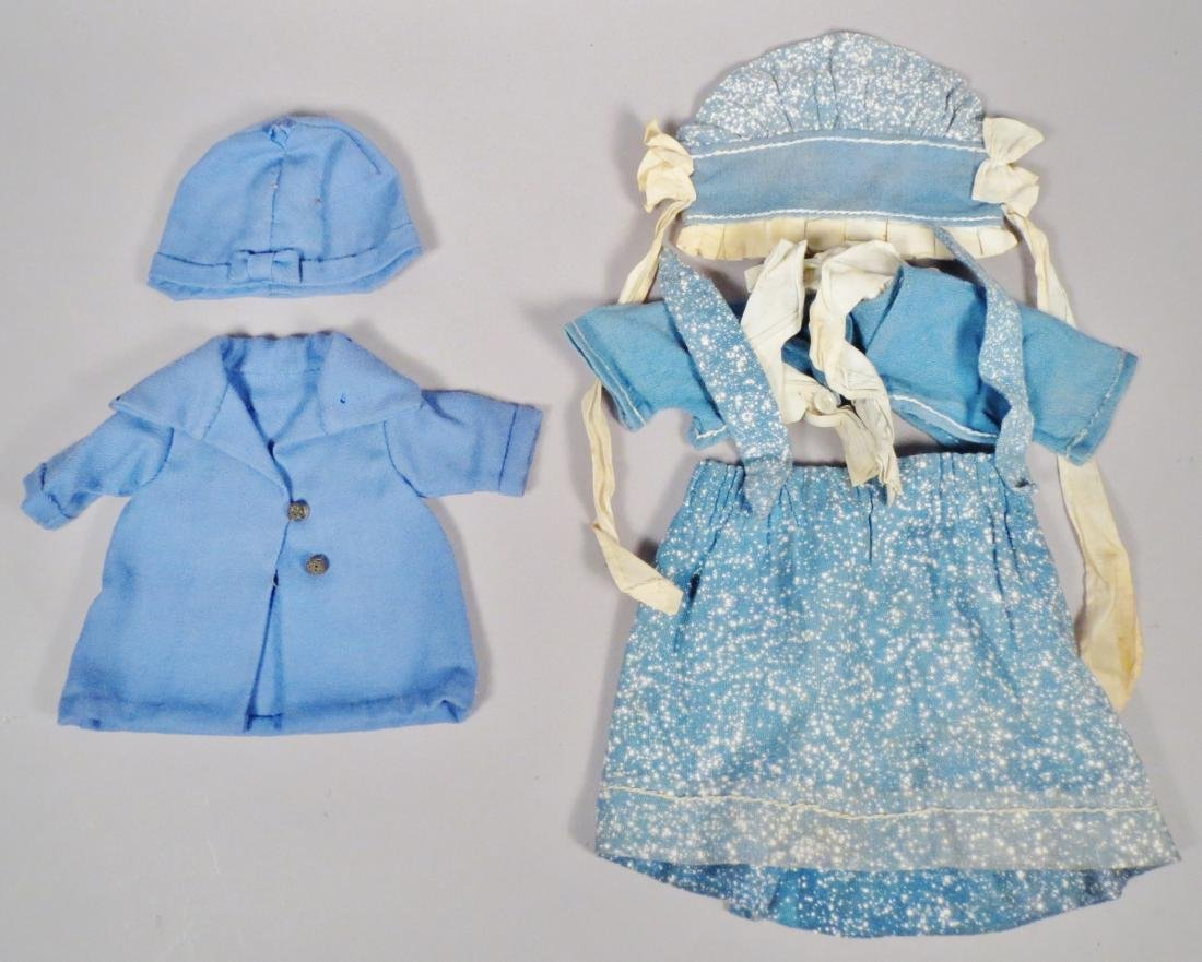 Vintage Large and Medium Doll Clothes
